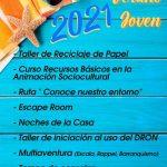 ACTIVIVIDADES DE VERANO 2021 AYUNTAMIENTO DE DÚRCAL